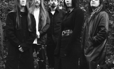 My Dying Bride - intervista band - 2012