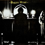PAGAN ALTAR - Judgement Of The Dead - Cover - 2012