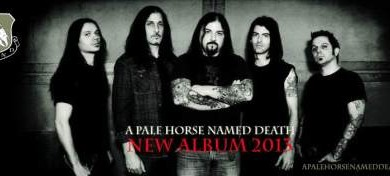 a pale horse named death - nuovo album - 2013