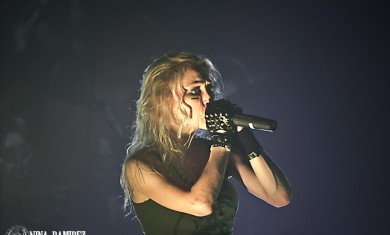 arch enemy - fillmore - 2012