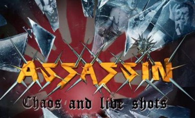 assassin - Chaos And Live Shots DVD - 2012