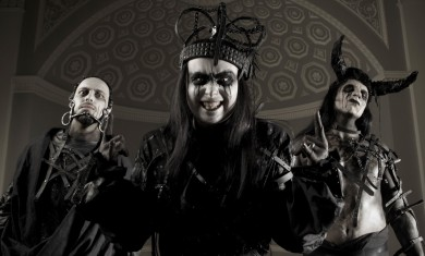 cradle of filth - band - 2012