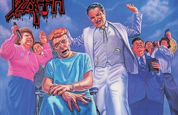 death - spiritual healing - 1990