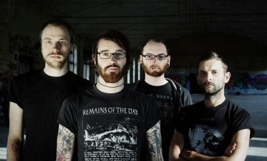 downfall of gaia - band - 2012