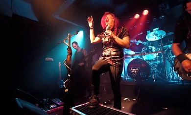 Exilia live 2012