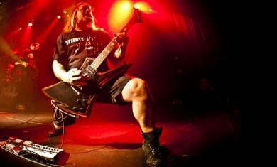 Prima pagina Overkill Live 2012