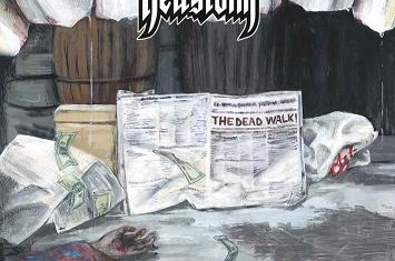 hellstorm - INTO THE MOUTH OF THE DEAD REIGN - 2012