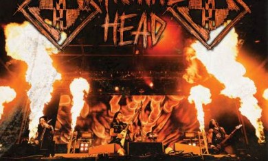 machine head - machine fucking head live - 2012