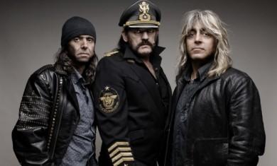 motorhead - band - 2012