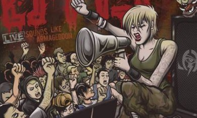 Otep - Sounds Like Armageddon - 2013