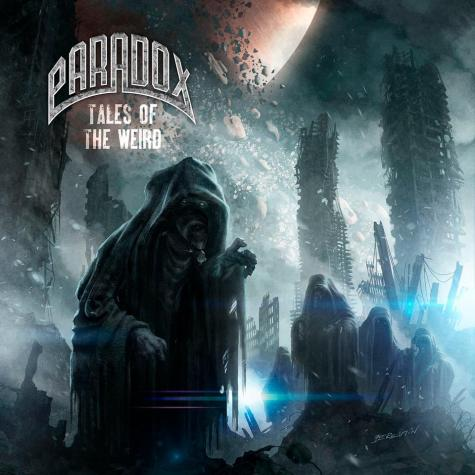 paradox - Tales Of The Weird - 2012