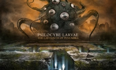 psilocybe larvae - The Labyrinth of Penumbra - 2012