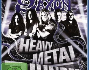 saxon - heavy metal thunder the movie - 2012
