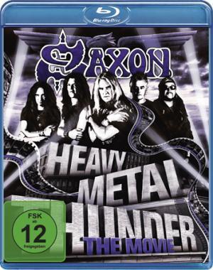 saxon - heavy metal thunder the movie - 2012