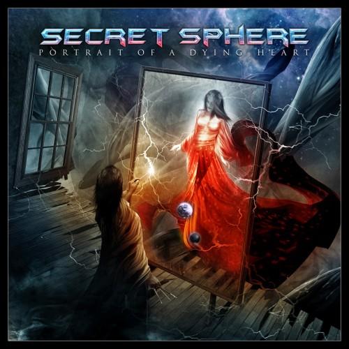 secret sphere - portrait of a dying heart - 2012