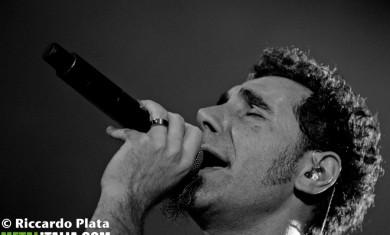 serj tankian - live milano - 2012