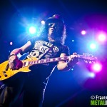 "SLASH: il nuovo album ""World On Fire"" in classifica italiana"