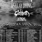Trivium + As I Lay Dying + Caliban + Upon A Burning Body