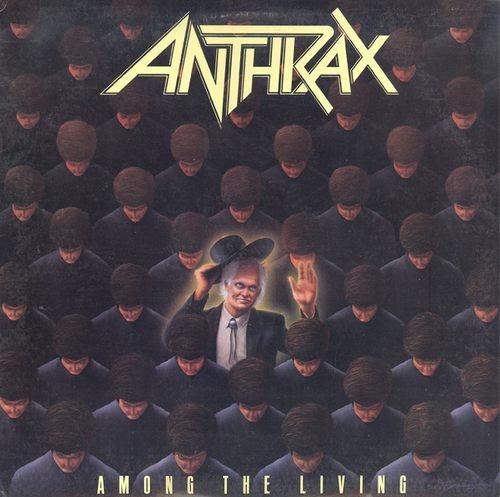 Anthrax - Among The Living - 1987