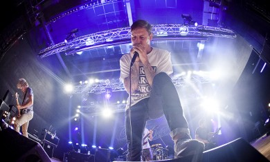 Parkway Drive live @ Live Club 2012