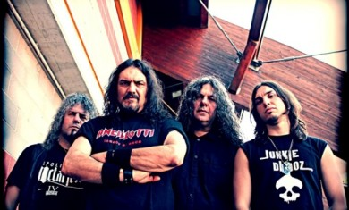 Ancillotti - band - 2012