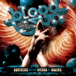 BLOOD ON THE SUN - Burning On The Wings Of Desire - Cover - 2012