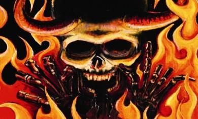 STRIKE - BACK IN FLAMES - 2012