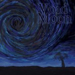 VOID MOON - On The Blackest Of The Nights - Cover - 2012