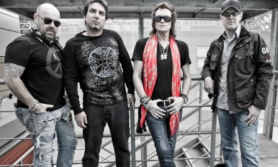 black country communion - band - 2012