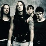 bullet for my valentine - band - 2012