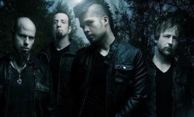 drowning pool - band - 2012