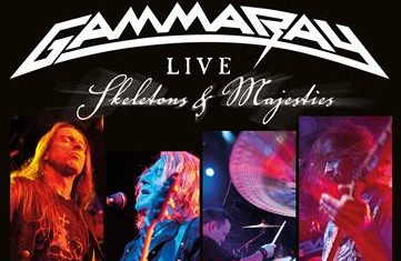 gamma ray - Skeletons & Majesties Live - 2012