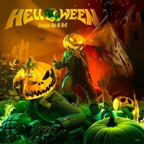 helloween - straight out of hell - 2013
