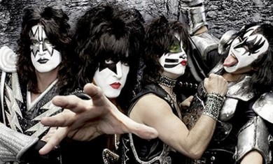 kiss - band - 2012