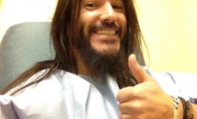 machine head - robb flynn ospedale ok - 2012