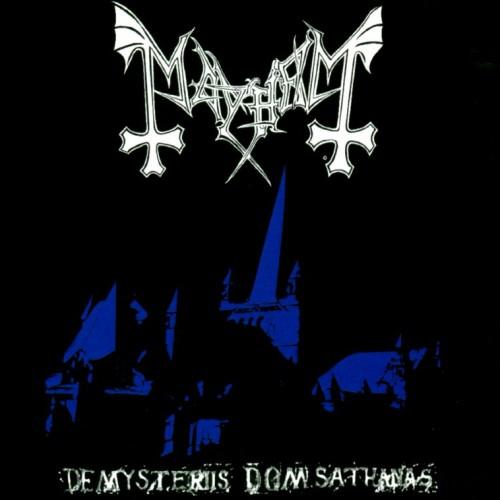 mayhem - de mysteriis dom sathanas