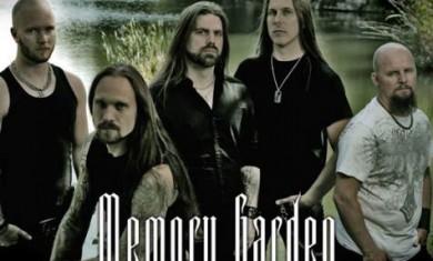 memory garden - band - 2012