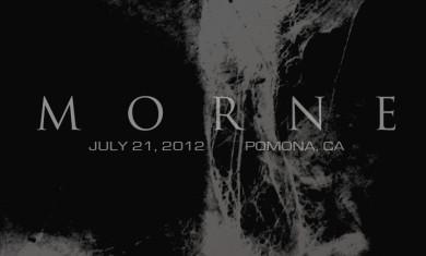 morne - live ep - 2012