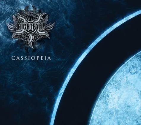 nightfall - cassiopeia - 2012