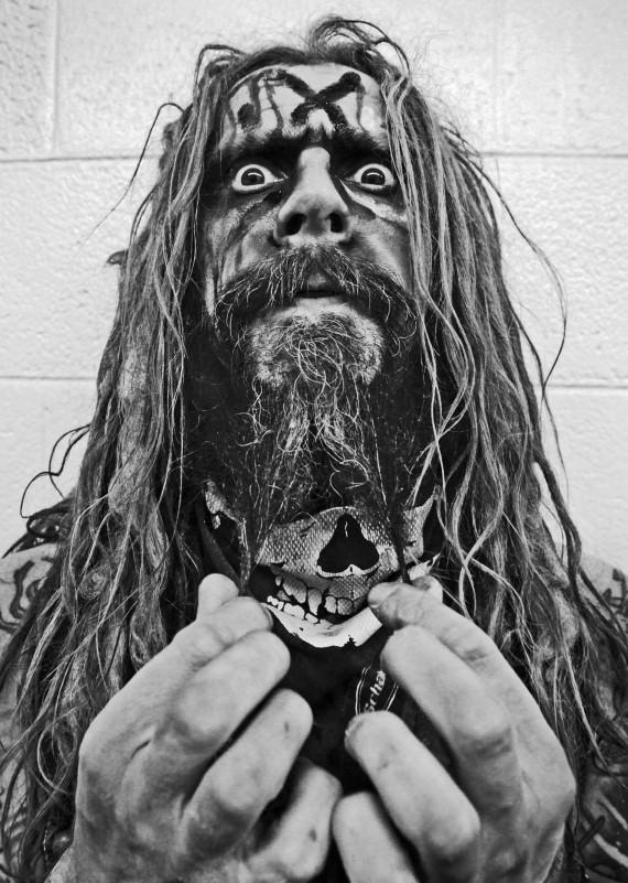 rob zombie - promo tour - 2012