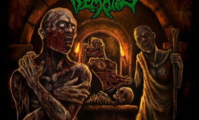 skeletal remains - beyond the flesh - 2012