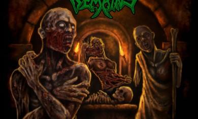skeletal remains - beyond the flesh - 2012