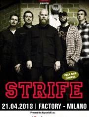 strife - locandina - 2012