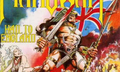 MANOWAR -Hail_To_England - 1984