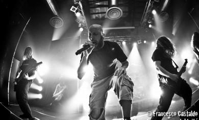 Meshuggah live @ Alcatraz 2012