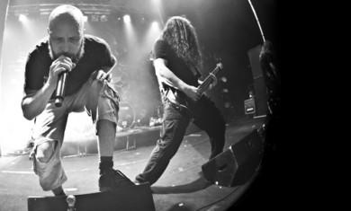 Meshuggah - Prima Pagina live - 2012