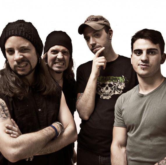 enemynside - band - 2012