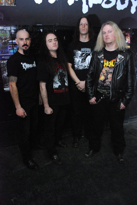 incantation - band 2 - 2012