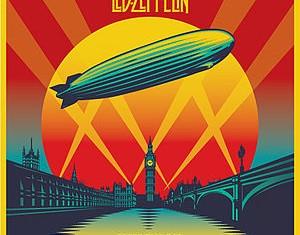 led zeppelin - Celebration Day - 2012