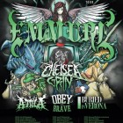 Emmure + Chelsea Grin + Obey The Brave + Attila + Buried In Verona
